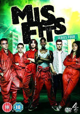 Misfits Season 4's Poster