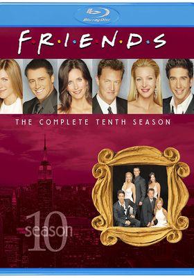 프렌즈 시즌 10의 포스터