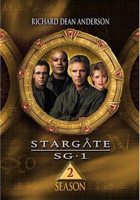 『スターゲイト SG-1 シーズン2』のポスター