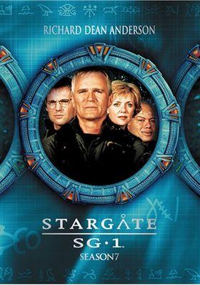 『スターゲイト SG-1 シーズン7』のポスター