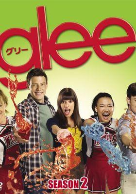 글리 시즌 2의 포스터
