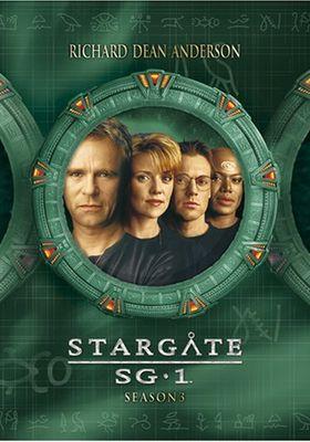 『スターゲイト SG-1 シーズン3』のポスター