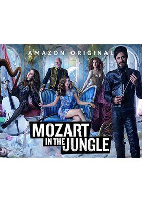 Mozart in the Jungle Season 1's Poster
