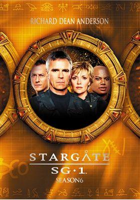 『スターゲイト SG-1 シーズン6』のポスター