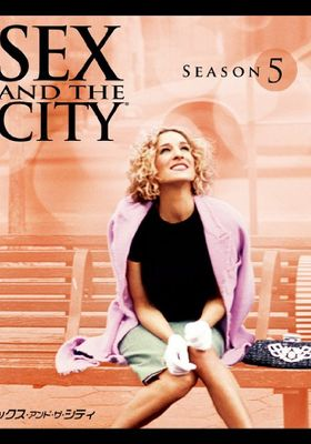 Sex and the City Season 5's Poster