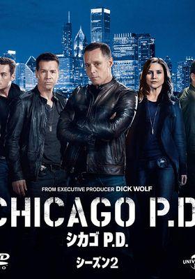 『シカゴ P.D. シーズン2』のポスター