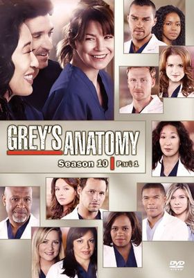 Grey's Anatomy Season 10's Poster