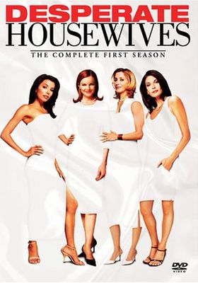 Desperate Housewives Season 1's Poster