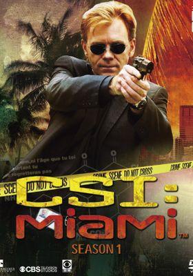 『CSI:マイアミ シーズン1』のポスター