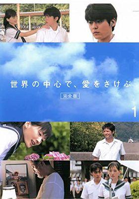『世界の中心で、愛をさけぶ』のポスター