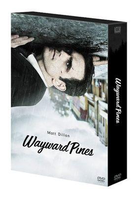 Wayward Pines Season 1's Poster