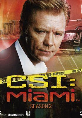 『CSI:マイアミ シーズン2』のポスター