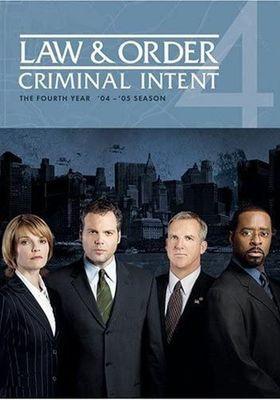『LAW & ORDER:犯罪心理捜査班 シーズン4』のポスター