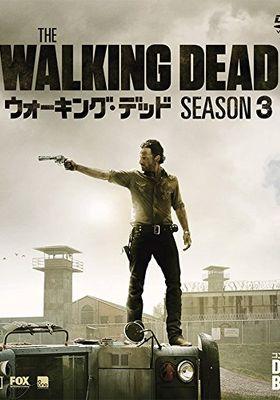 워킹 데드 시즌 3의 포스터