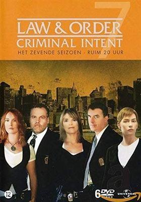 『LAW & ORDER:犯罪心理捜査班 シーズン7』のポスター