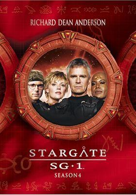 『スターゲイト SG-1 シーズン4』のポスター