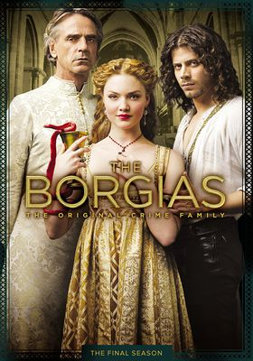 The Borgias Season 3's Poster