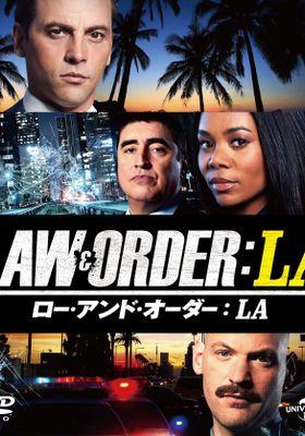 『LAW&ORDER/ロー・アンド・オーダー:LA』のポスター