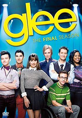 Glee Season 6's Poster