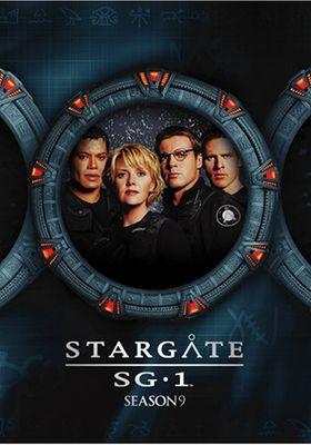 『スターゲイトSG-1 シーズン9』のポスター