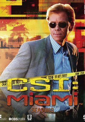 『CSI:マイアミ  シーズン3』のポスター