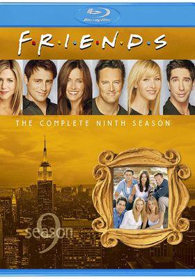 프렌즈 시즌 9의 포스터