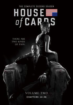하우스 오브 카드 시즌 2의 포스터