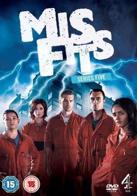 Misfits Season 5's Poster
