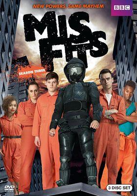 미스핏츠 시즌 3의 포스터