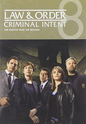 『LAW & ORDER:犯罪心理捜査班 シーズン8』のポスター
