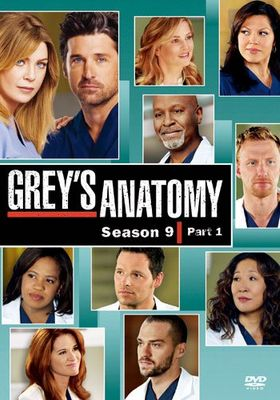 Grey's Anatomy Season 9's Poster
