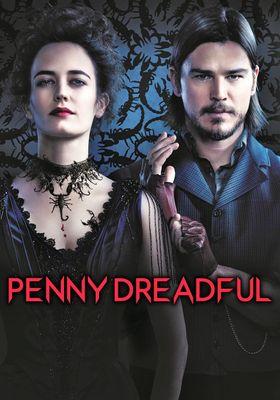 『ペニー・ドレッドフル ~ナイトメア 血塗られた秘密~ シーズン1』のポスター