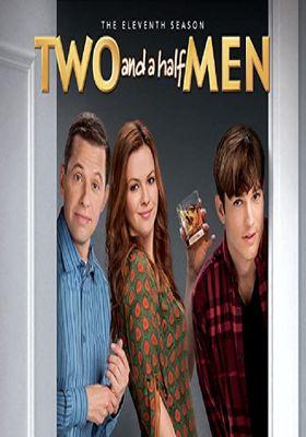 두 남자와 2분의 1 시즌 11의 포스터