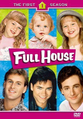 Full House Season 1's Poster