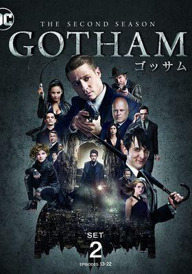 Gotham Season 2's Poster