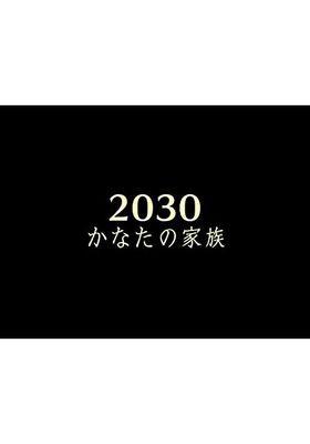 『2030かなたの家族』のポスター