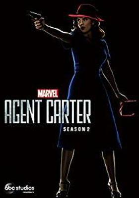『エージェント・カーター シーズン2』のポスター