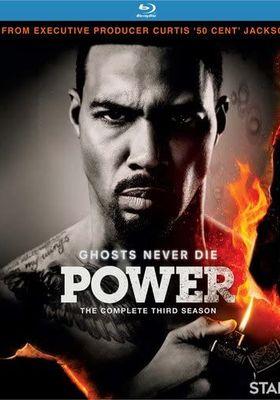 『POWER/パワー シーズン3』のポスター