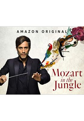 모차르트 인 더 정글 시즌 3의 포스터