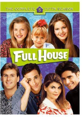 Full House Season 5's Poster