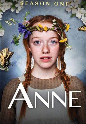 『アンという名の少女 シーズン1』のポスター