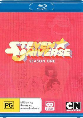 『スティーブン・ユニバース シーズン1』のポスター