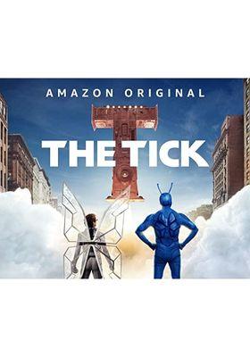 『The Tick / ティック~運命のスーパーヒーロー~ シーズン1』のポスター