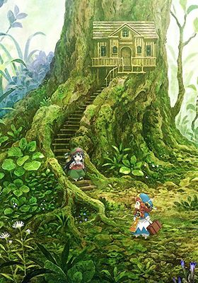 『ハクメイとミコチ』のポスター