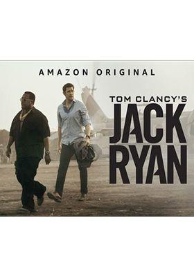 잭 라이언 시즌 1의 포스터