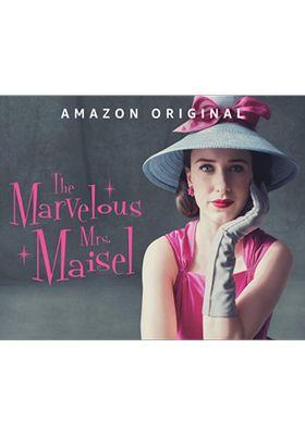 『マーベラス・ミセス・メイゼル シーズン2』のポスター