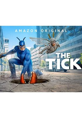 『The Tick / ティック~運命のスーパーヒーロー~ シーズン2』のポスター