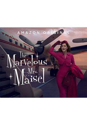 『マーベラス・ミセス・メイゼル シーズン3』のポスター