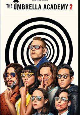 엄브렐러 아카데미 시즌 2의 포스터