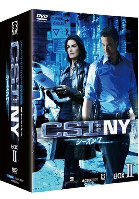 CSI: NY Season 7's Poster